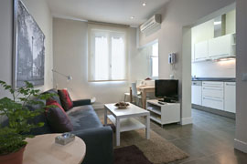 Gran Via 4B Apartment