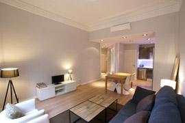 Gran Vía Design apartment