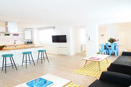 Grant IX apartment