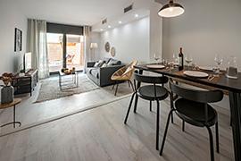 Grey P2 apartment