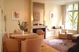 Herengracht 1 apartment