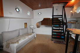 Houseboat Amstel 360 apartment