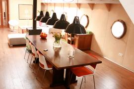 Houseboat Jordaan 315 apartment