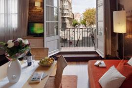 Josep Pla apartment