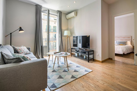 Lauria Avantgarde appartement