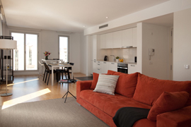 Appartement Lugaris Beach Premium