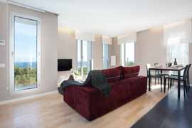 Lugaris Sea View Business apartment