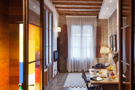 Mercè Rodoreda apartment