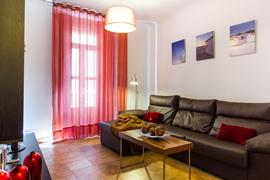 Merced Dois apartment, Valencia