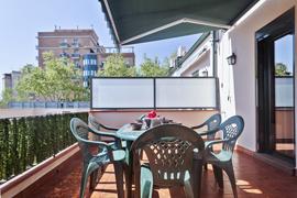 Mistral Terrace 12 apartment