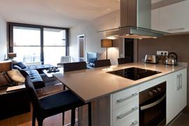 Mitre Terrace apartment