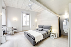 elegant loft in Rome close by the Pantheon