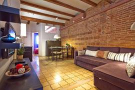 Montjuic 1-1 apartment