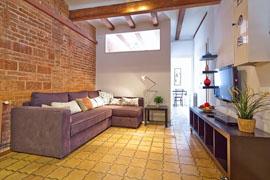 Montjuic 2-1 apartment