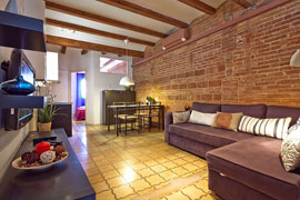 Montjuic 2-2 apartment