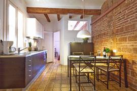 Montjuic 3-1 apartment
