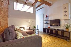 Montjuic 4-2 apartment