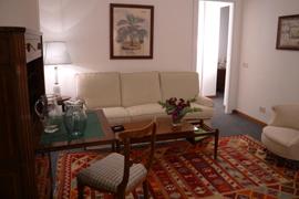 Navona view apartment