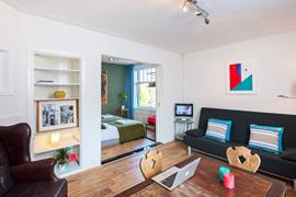 Oosterpark Kruger apartment