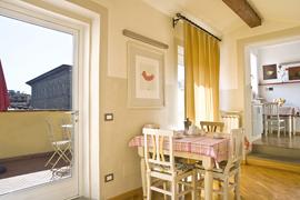 Apartamento Palazzo Vecchio Penthouse