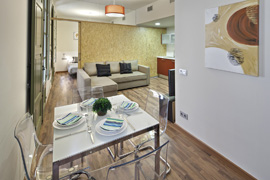 Appartement Plaza Real 11