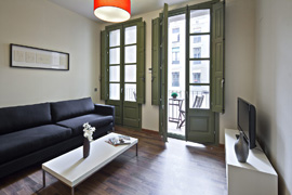 Plaza Real 13 appartement