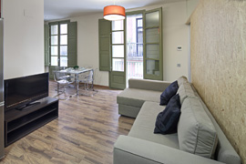 Appartement Plaza Real 21