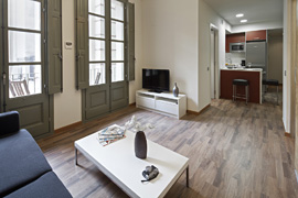 Appartement Plaza Real 23