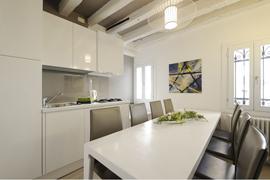 Appartement avec terrasse, moderne et spacieux à Venise