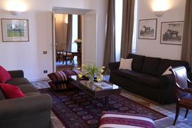 Rotonda apartment