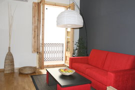 Plaza Real appartement
