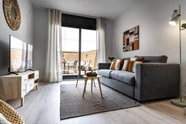 Grey P1 Apartment