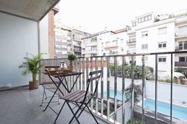 San Gervasi Sun III apartment