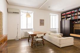 The Scarlett apartment