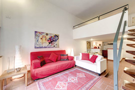 Scala apartment