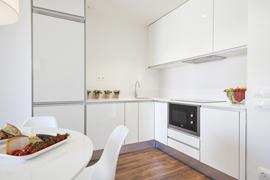 Steel 241 apartment