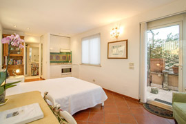 Studio Terrace apartment