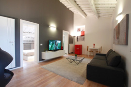 Tritone Glam apartment