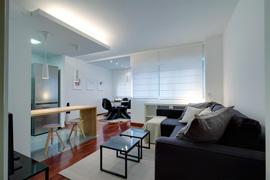 Vanguardista apartment