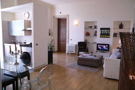 Viminale Supreme apartment