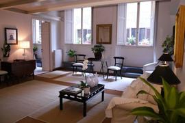 White Loft appartement