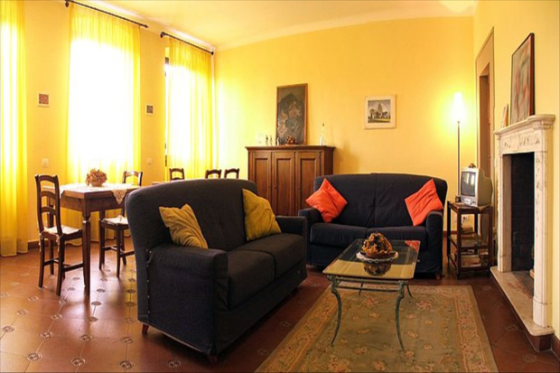 Dante View apartment in Florence