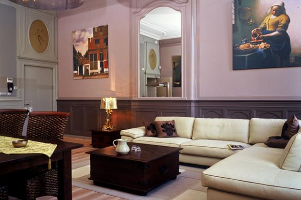 emperor6 amsterdam living room b(1) Emperor 6 apartment in Amsterdam