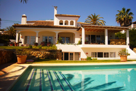 Finca Marbella big pool