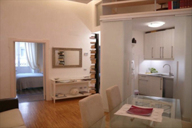 lovely Rome apartment in Vatican area