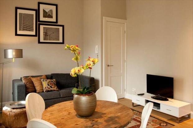franshals apartments television amsterdam a b Frans Hals apartment in Amsterdam
