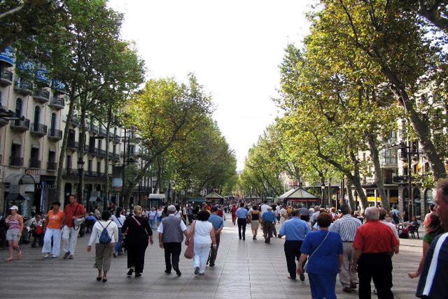 Appartement Ferran Suites Appartement In Barcelona Voor 4 Mensen