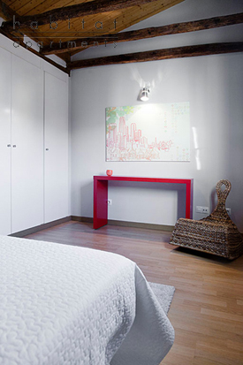 Appartamento Latina Attic in Madrid