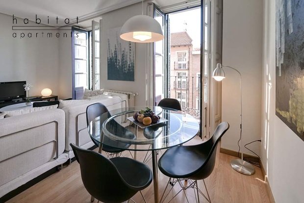 Latina apartment in Madrid