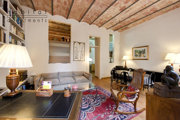 La Bohème apartment in Barcelona